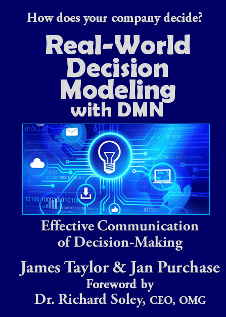 New Book Release: Real-World Decision Modeling with DMN