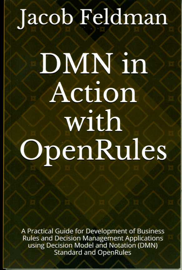 Book Review: DMN in Action with OpenRules